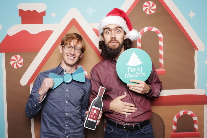 BCG Digital Ventures Holiday Party Photo 1