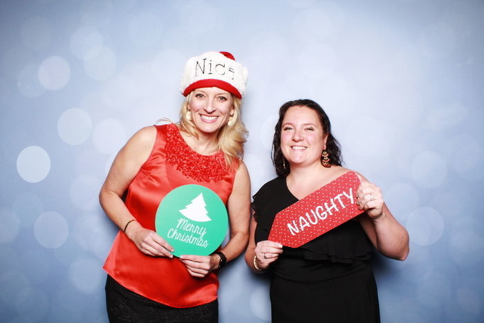 Holland America Group Holiday Party 2017 Booth 1 Photo 1
