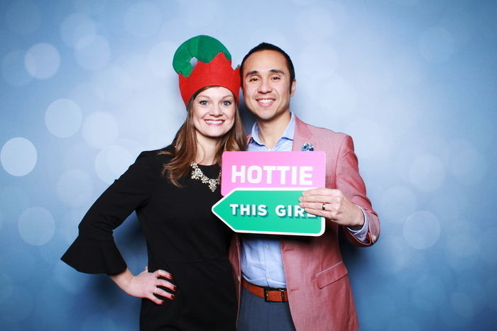 Holland America Group Holiday Party 2017 Booth 2 Photo 1
