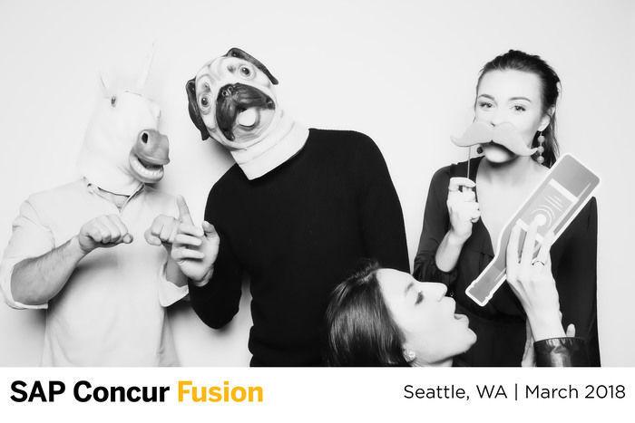 SAP Concur Fusion Social Event: Booth 2 Photo 2