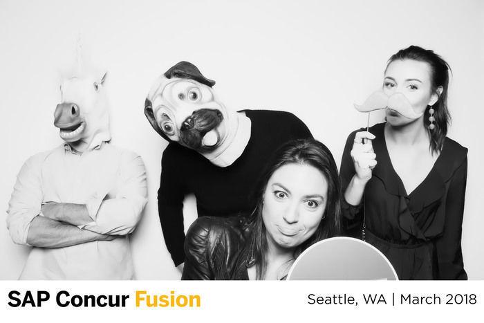 SAP Concur Fusion Social Event: Booth 2 Photo 1
