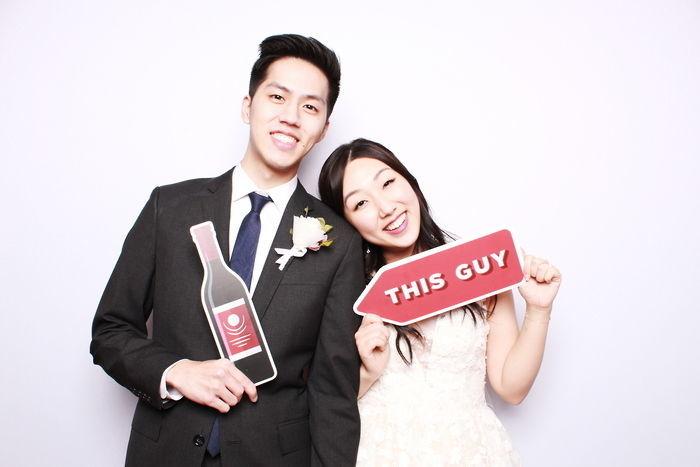 Audrey & Wesley's Wedding Photo 1